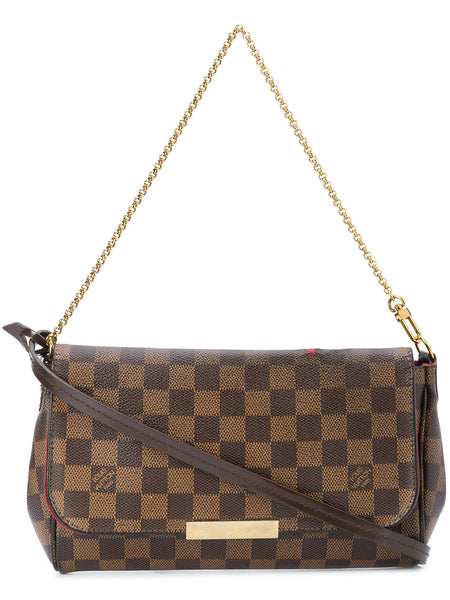 Louis Vuitton Damier Ebene Favorite MM Bag