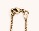 Chanel Gold No 5 CC Charm Bracelet