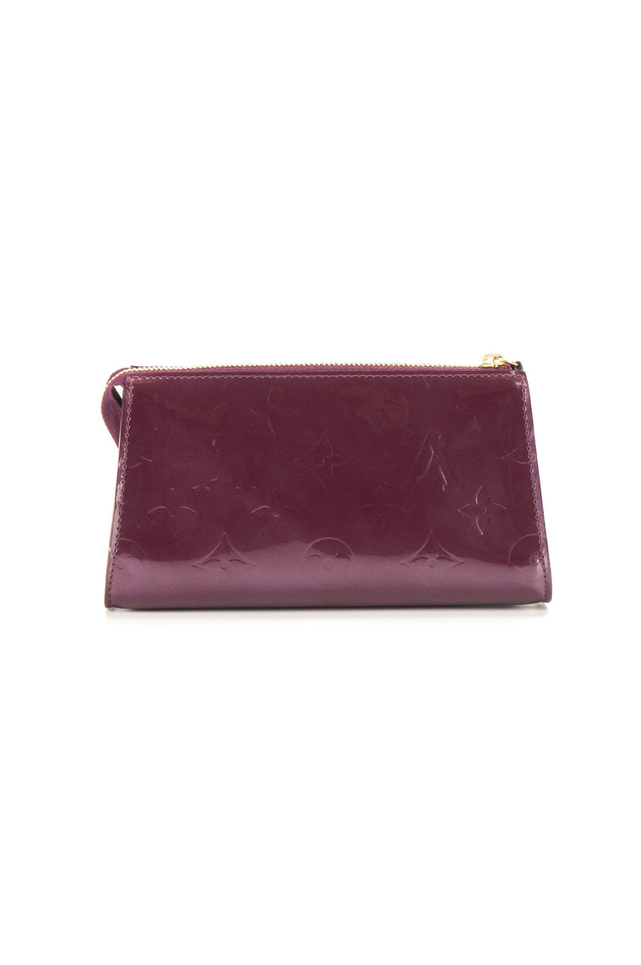 Louis Vuitton Violette Monogram Vernis Truth Pouch