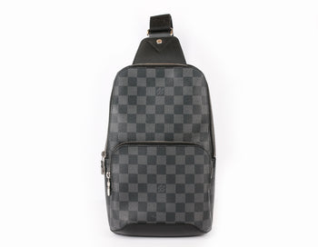Louis Vuitton Damier Graphite Avenue Sling Bag