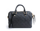 Louis Vuitton Celeste Empreinte Speedy 25 Bag