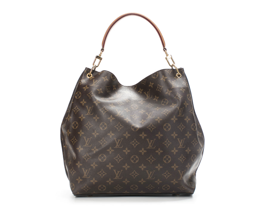 Louis Vuitton Monogram Canvas Metis Hobo Bag