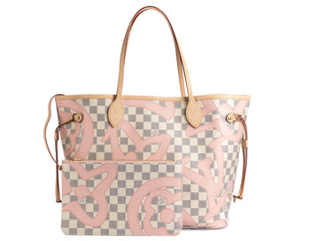 Louis Vuitton Damier Tahitienne Neverfull MM Bag Ltd Ed