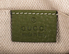 Gucci Olive Green Soho Disco Crossbody Bag