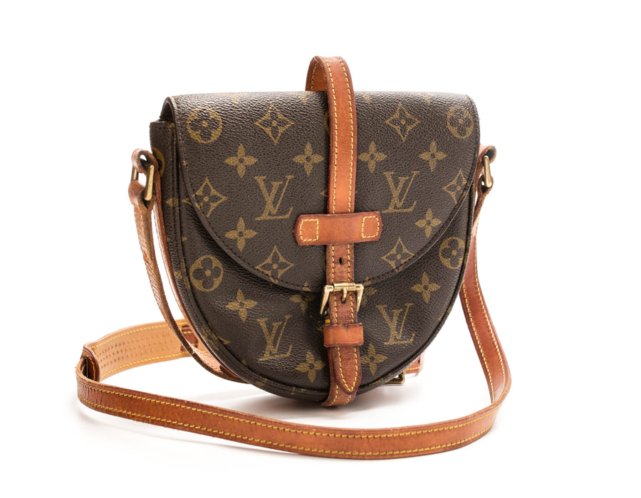 Louis Vuitton Monogram Canvas Chantilly PM Crossbody Bag
