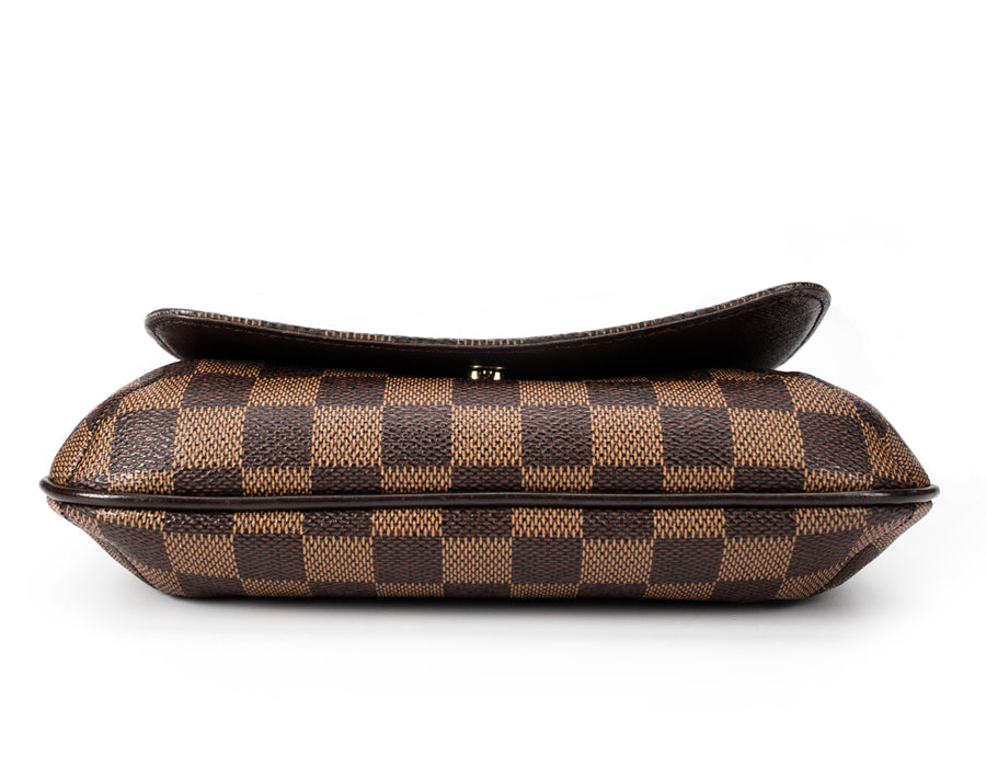 Louis Vuitton Damier Ebene Musette Salsa Long Strap Bag