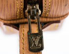 Louis Vuitton Beige Epi Leather Jeune Fille MM Crossbody Bag