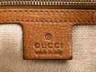 Gucci Beige Monogram Canvas Marrekech Tote Bag