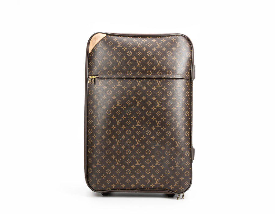Louis Vuitton Monogram Canvas Pegase 65 Rolling Suitcase