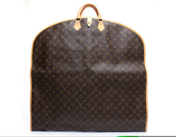 Louis Vuitton Monogram Canvas Garment Cover Bag