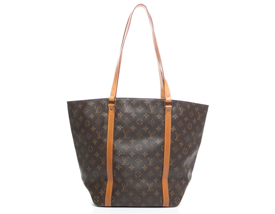 Louis Vuitton Monogram Canvas Sac Shopping PM Tote Bag