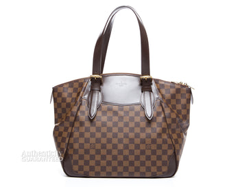 Louis Vuitton Damier Ebene Verona GM Bag