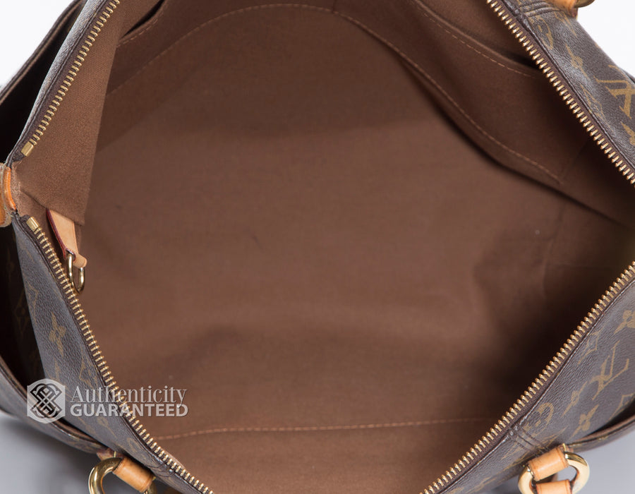 Louis Vuitton Mongram Canvas Totally MM Bag