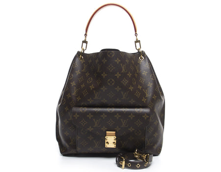 Louis Vuitton Monogram Canvas Metis Shoulder Bag