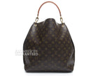 Louis Vuitton Monogram Canvas Metis Bag