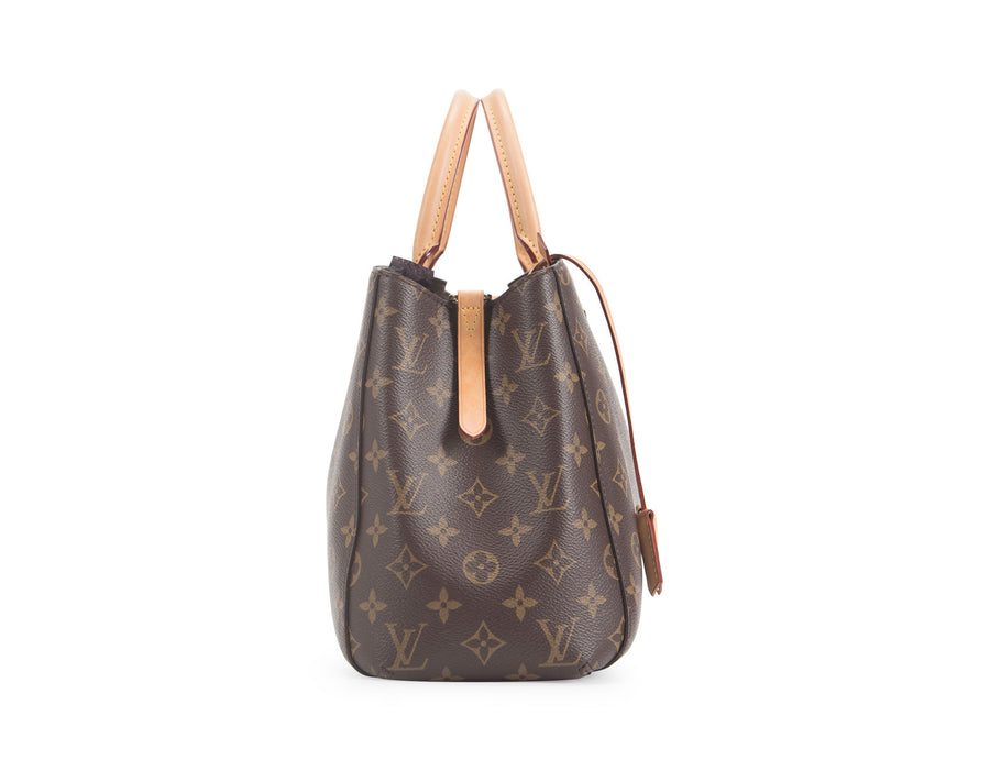 Louis Vuitton Monogram Canvas Montaigne MM Bag