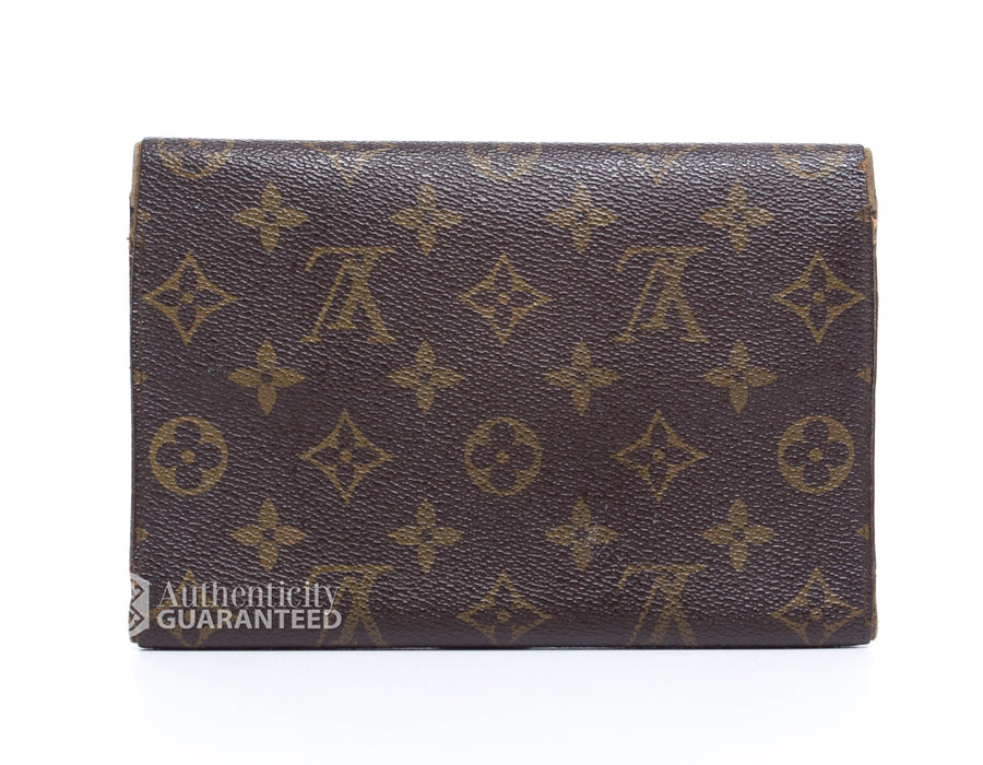 Louis Vuitton Monogram Canvas Alexandra Wallet