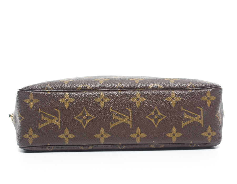 Louis Vuitton Monogram Canvas Trousse 23 Toiletry Pouch