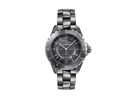Chanel Chromatic Ceramic and Steel J12 Ladies Watch