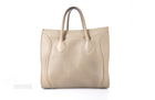 Celine Taupe Calfskin Phantom Luggage Bag