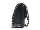 Chanel Black Caviar Jumbo Double Flap Bag GHW