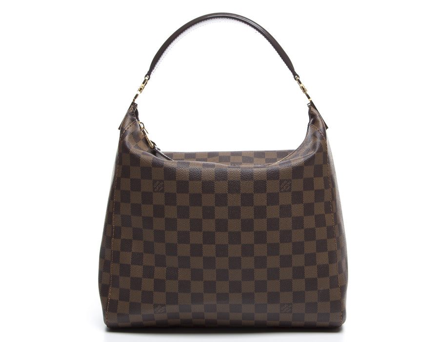 Louis Vuitton Damier Ebene Portobello PM Bag