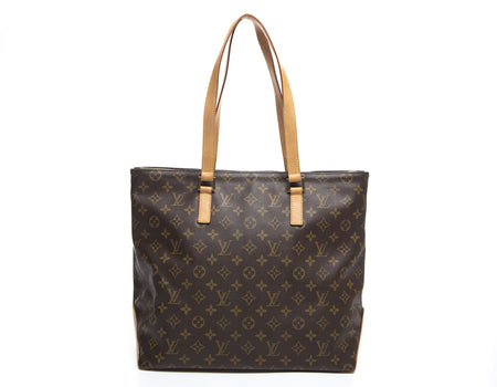 Louis Vuitton Monogram Canvas Cabas Mezzo Bag
