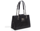 Chanel Black Calfskin Rare Boy Tote Bag