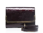 Louis Vuitton Amarante Vernis Rossmore PM Bag