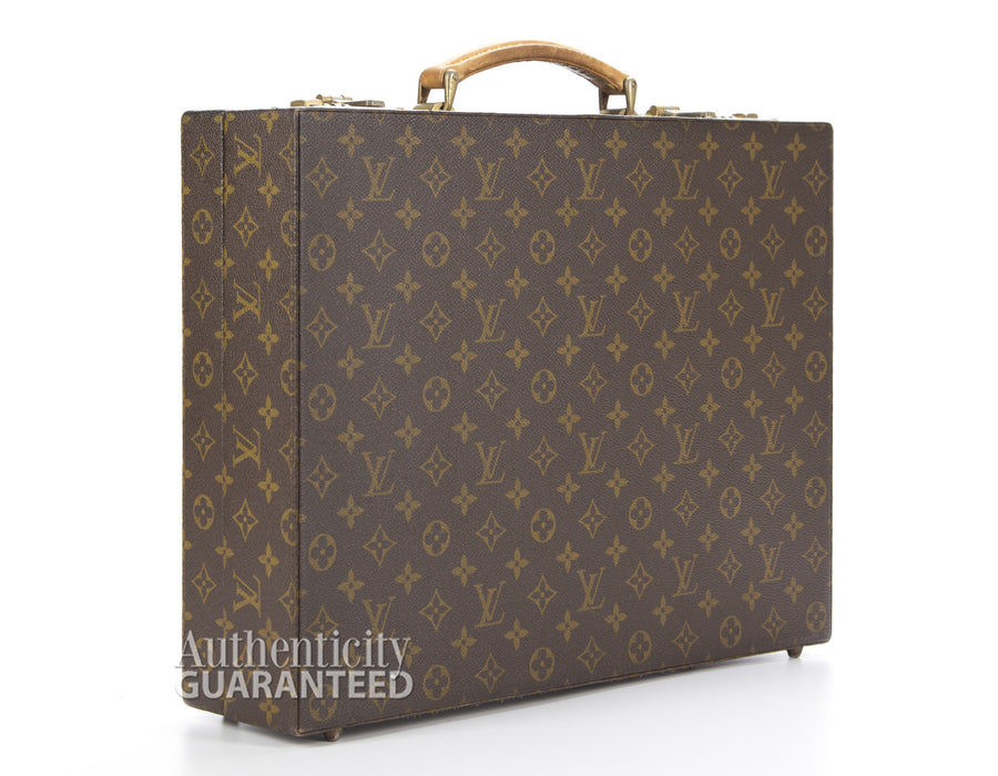 Louis Vuitton Monogram Canvas Vintage Briefcase