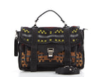 Proenza Schouler Multicolor Tweed Medium PS1 Satchel Bag