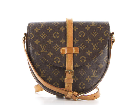 Louis Vuitton Monogram Canvas Chantilly GM Crossbody Bag