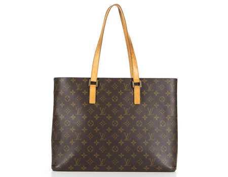 Louis Vuitton Monogram Canvas Luco Bag