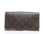 Louis Vuitton Monogram Canvas Twin PM Bag