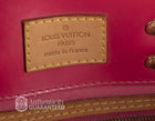 Louis Vuitton Framboise Monogram Vernis Reade PM Bag