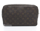 Louis Vuitton Monogram Canvas Trousse 28 Pouch