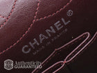 Chanel Black Aged Calfskin 2.55 Reissue 227 Flap Bag