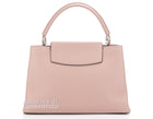 Louis Vuitton Magnolia Pink Capucines MM Bag