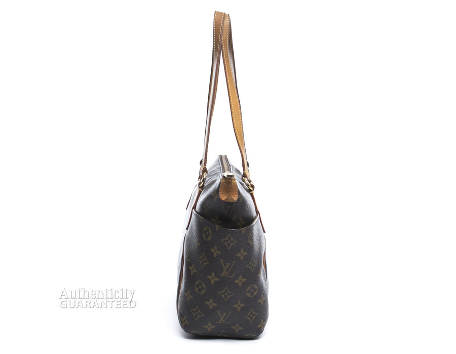 Louis Vuitton Mongram Canvas Totally PM Bag
