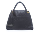 Louis Vuitton Bleu Infini Monogram Empreinte Artsy MM Bag