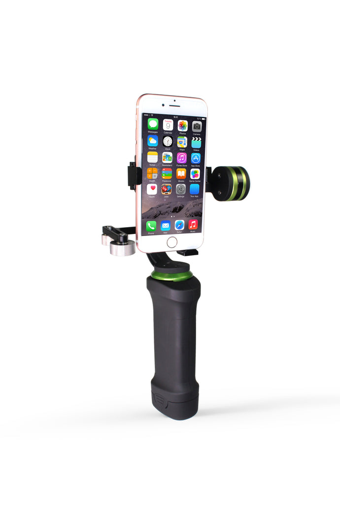 HHG-01 Vertical / Portrait Mode Clamp