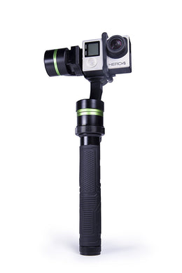 LanParte LA3D2 3-Axis Advanced Gimbal for GoPro, Xiaomi 4K, Session, and Sony