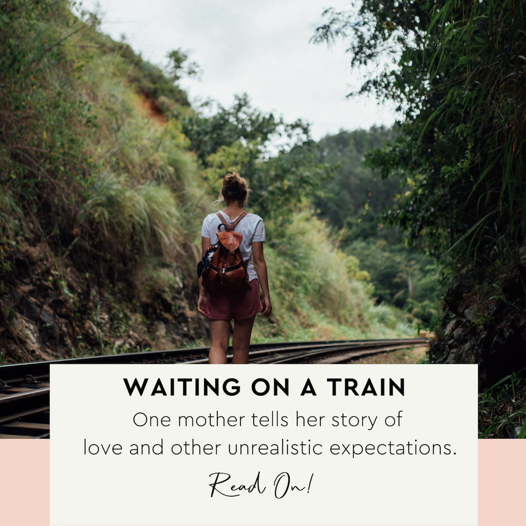 Waiting on a Train: A Love Story, by Tristian LaFollette