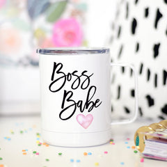 Boss Babe Travel Cup