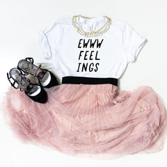 Eww Feelings Shirt, Funny Valentine's Day Shirt