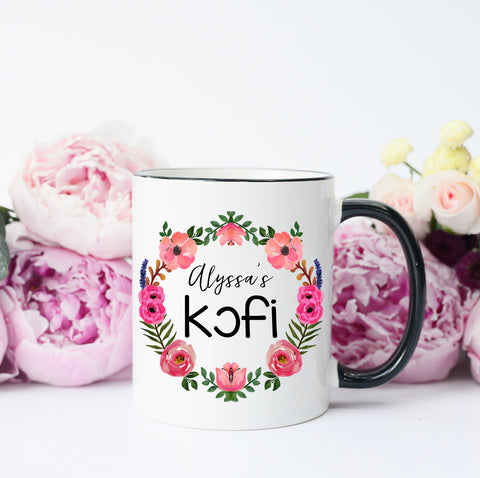 Personalized SLP Phonetics Mug