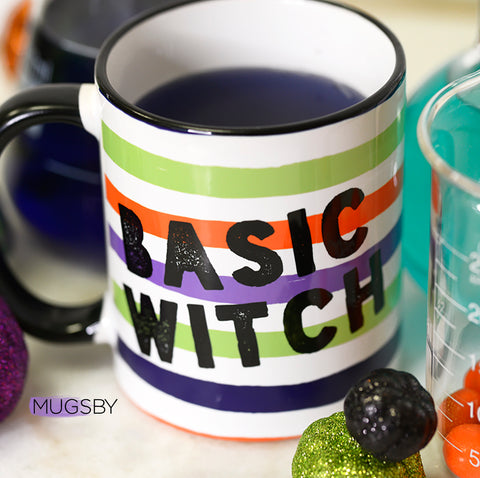 Basic Witch Mug, Funny Basic Witch, Basic Witch Coffee Mug