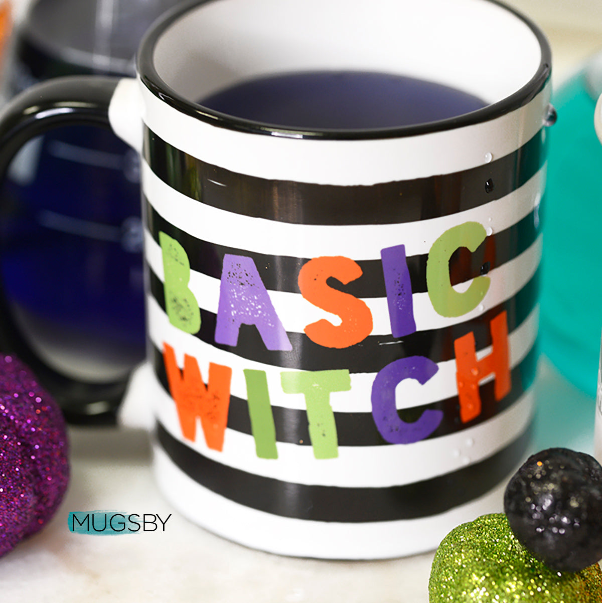 Funny Basic Witch Mug, Basic Witch Coffee Mug, Basic Witch