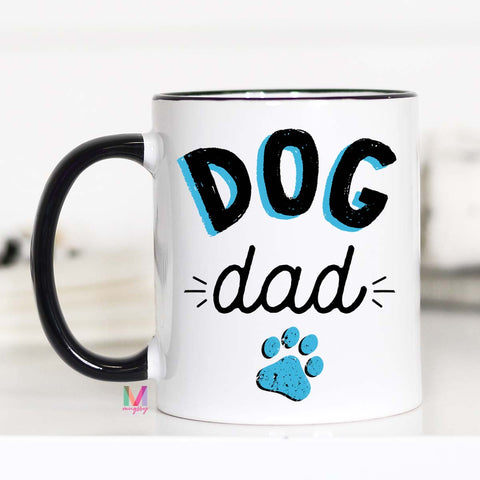 Dog Dad, Dog Dad Gifts, CM