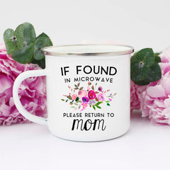 if found in microwave